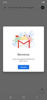 Samsung Galaxy Note 10+ - E-mails - Ajouter ou modifier votre compte Gmail - Étape 14