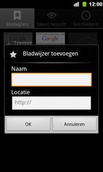 Google Nexus S - Internet - hoe te internetten - Stap 8