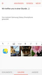 Samsung G920F Galaxy S6 - Android M - E-Mail - E-Mail versenden - Schritt 12