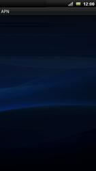 Sony Xperia Arc - Internet - Configuration manuelle - Étape 8