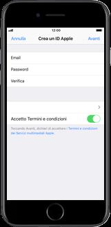 Apple iPhone 6s Plus iOS 11 - Applicazioni - Configurazione del negozio applicazioni - Fase 9