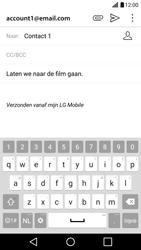 LG G5 - E-mail - e-mail versturen - Stap 9