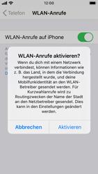 Apple iPhone SE - iOS 14 - WiFi - WiFi Calling aktivieren - Schritt 7