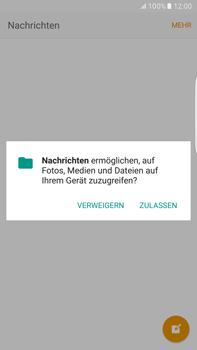 Samsung Galaxy S6 edge+ - MMS - Erstellen und senden - 0 / 0