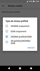 Sony Xperia XZ Premium - Android Oreo - Réseau - Activer 4G/LTE - Étape 7