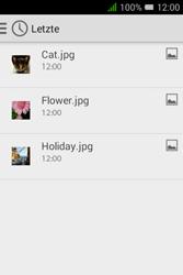 Alcatel Pixi 3 (3.5) - MMS - Erstellen und senden - 1 / 1
