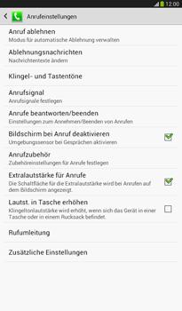 Samsung T211 Galaxy Tab 3 7-0 - Anrufe - Rufumleitungen setzen und löschen - Schritt 7