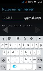 Huawei Y3 - Apps - Konto anlegen und einrichten - Schritt 6