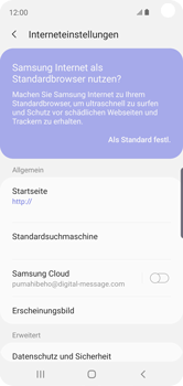 Samsung Galaxy S10e - Internet - Apn-Einstellungen - 26 / 39