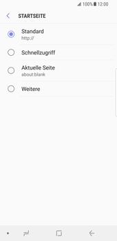 Samsung Galaxy S8 - Internet - Apn-Einstellungen - 26 / 38