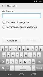 Huawei Ascend P7 - wifi - handmatig instellen - stap 7