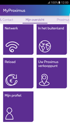 Samsung Galaxy S6 Edge - Android M - Applicaties - MyProximus - Stap 19
