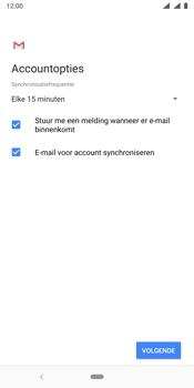 Nokia 9 - E-mail - e-mail instellen: POP3 - Stap 19
