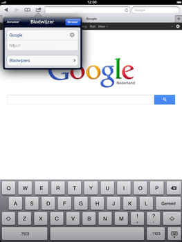 Apple The New iPad - Internet - Hoe te internetten - Stap 6