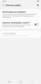 Samsung galaxy-note-8-sm-n950f-android-pie - Software updaten - Update installeren - Stap 5