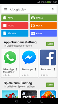 Huawei Mate S - Apps - Herunterladen - 3 / 19
