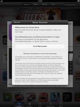 Apple iPad mini - Apps - Konto anlegen und einrichten - 9 / 21