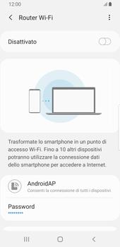 Samsung Galaxy S9 - Android Pie - WiFi - Come attivare l