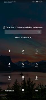 Huawei P30 Lite - Téléphone mobile - Comment effectuer une réinitialisation logicielle - Étape 4