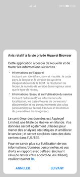 Huawei P40 Pro - Internet et connexion - Naviguer sur internet - Étape 3