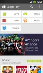 HTC Desire 500 - Apps - Konto anlegen und einrichten - Schritt 24