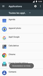 Nokia 3 - Applications - Comment désinstaller une application - Étape 8