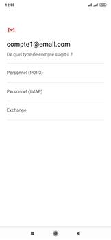 Xiaomi Mi Mix 3 5G - E-mail - configuration manuelle - Étape 11