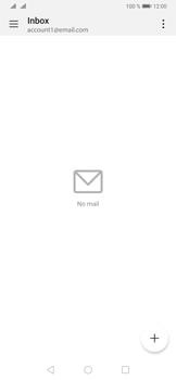 Huawei P30 - E-mail - manual configuration - Step 18