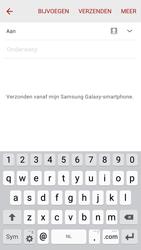 Samsung Galaxy S6 Edge - E-mail - Hoe te versturen - Stap 6