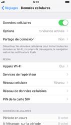 Apple iPhone 8 - iOS 12 - Internet - Désactiver du roaming de données - Étape 4