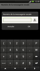 HTC Z520e One S - Messagerie vocale - Configuration manuelle - Étape 7