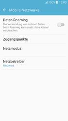 Samsung Galaxy J5 (2016) - Ausland - Im Ausland surfen – Datenroaming - 7 / 10