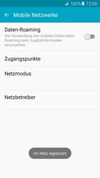 Samsung Galaxy A5 (2016) (A510F) - Netzwerk - Manuelle Netzwerkwahl - Schritt 10