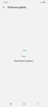 Samsung Galaxy S20 5G - Software - Installing software updates - Step 6