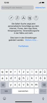 Apple iPhone XS Max - Internet - Internet verwenden - 3 / 16