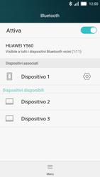 Huawei Y5 - Bluetooth - Collegamento dei dispositivi - Fase 7