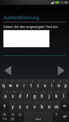 HTC One Mini - Apps - Konto anlegen und einrichten - 19 / 24