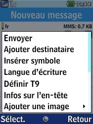 LG G359 - Contact, Appels, SMS/MMS - Envoyer un MMS - Étape 12
