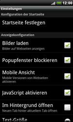 HTC Desire - Internet - Manuelle Konfiguration - 21 / 25