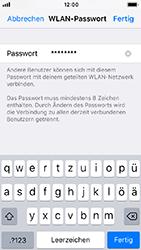 Apple iPhone 5s - Internet - Mobilen WLAN-Hotspot einrichten - 6 / 9