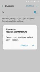 Samsung Galaxy A3 (2017) - Bluetooth - Geräte koppeln - Schritt 10
