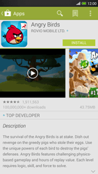 HTC One Max - Applications - Installing applications - Step 17