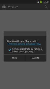 Samsung Galaxy Note III LTE - Applicazioni - Installazione delle applicazioni - Fase 4