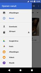 Sony Xperia XZ Premium - Android Oreo - MMS - afbeeldingen verzenden - Stap 13