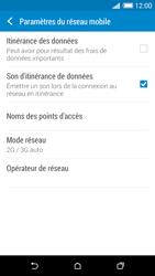 HTC Desire 820 - Internet et connexion - Activer la 4G - Étape 5
