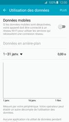 Samsung Galaxy A5 (2016) (A510F) - Internet et roaming de données - Comment vérifier que la connexion des données est activée - Étape 5
