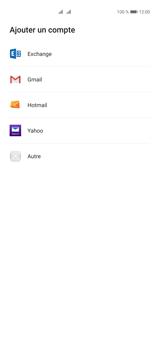 Huawei P40 Pro - E-mails - Ajouter ou modifier un compte e-mail - Étape 4