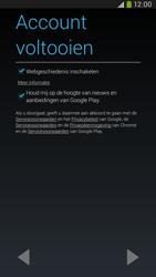 Samsung I9205 Galaxy Mega 6-3 LTE - Applicaties - Account aanmaken - Stap 17