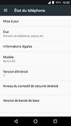 Crosscall Action X3 - Aller plus loin - Mettre à jour le logiciel interne de votre mobile - Étape 6