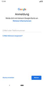 Google Pixel 3 - Apps - Konto anlegen und einrichten - 5 / 22